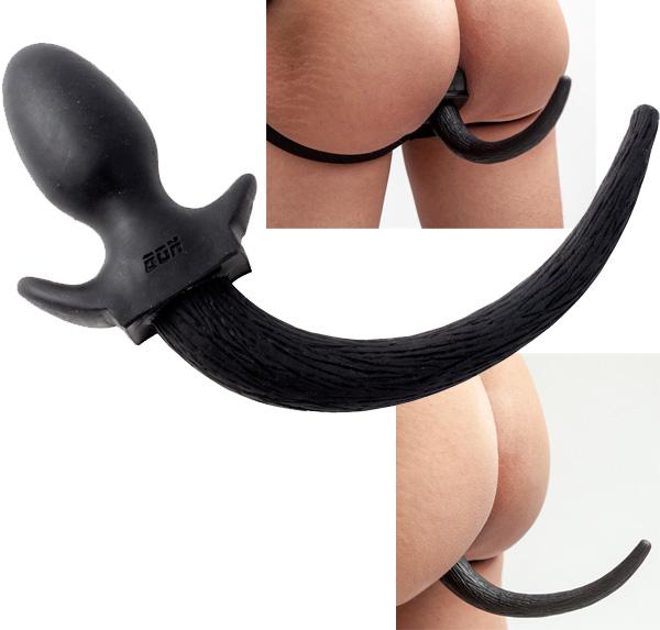 Dog Tail Buttplug S
