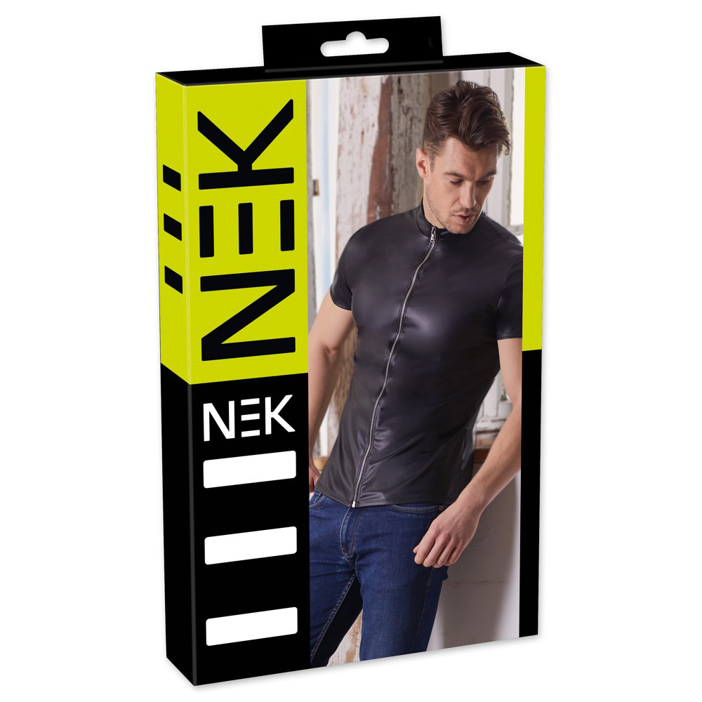 NEK - Herren-Shirt mit kurzen Ärmeln
